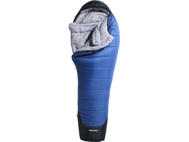 Nordisk Gormsson -20° Sacco a pelo L, limoges blue/black